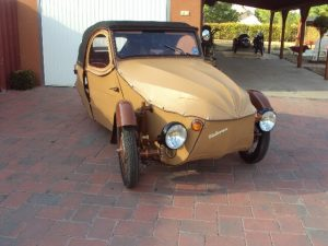 Jawa Velorex 16/350