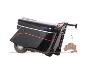 Motorkuli Motorrad Anhänger