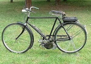 Dongo Fahrrad- Hilfsmotor