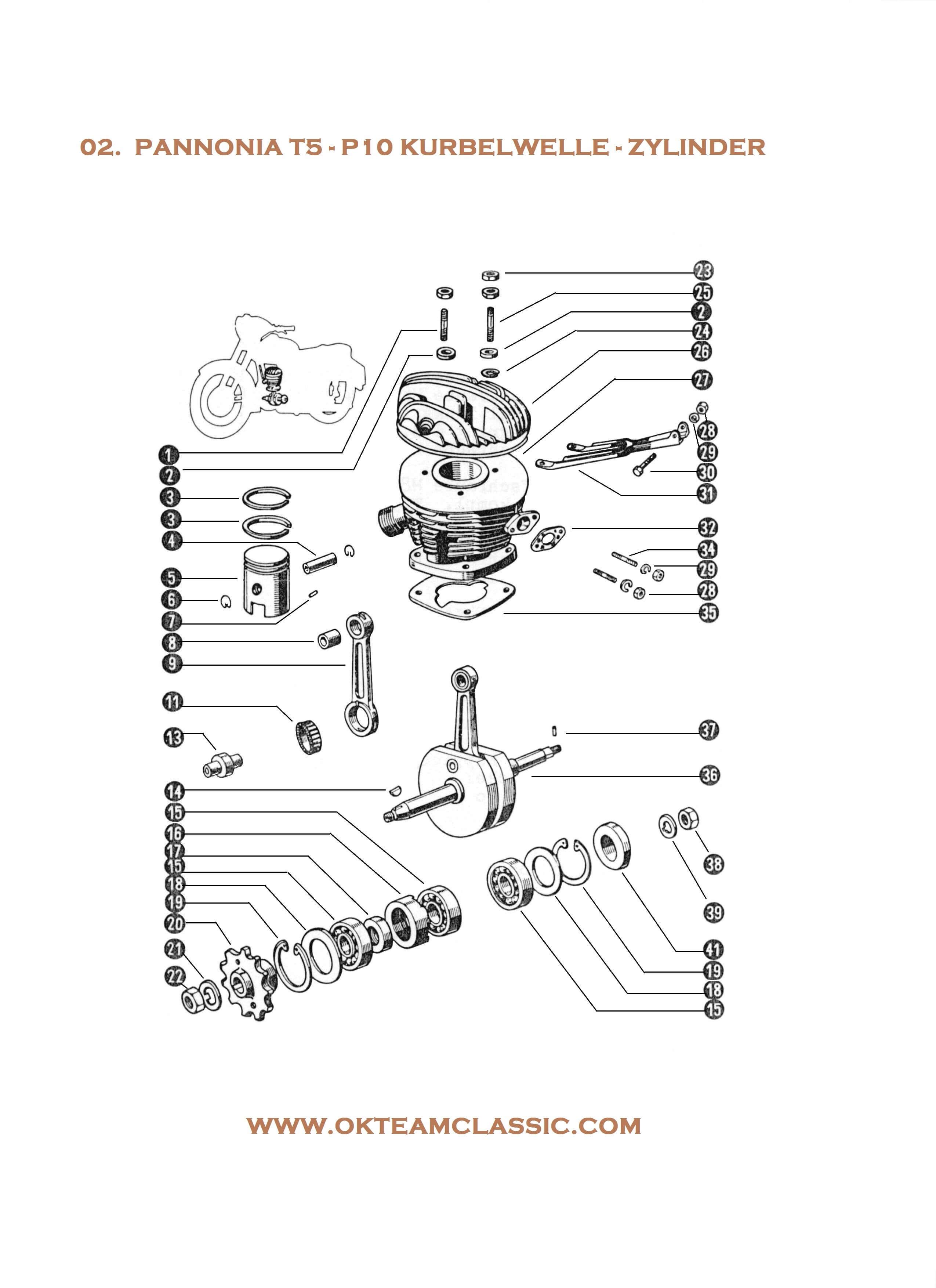 02. Crankshaft- Cylinder