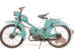 Berva Moped