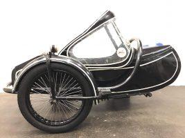 Felber sidecar