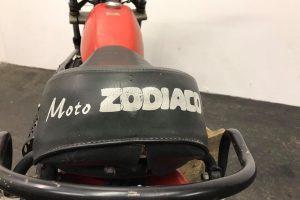 Moto Zodiaco Tuareg